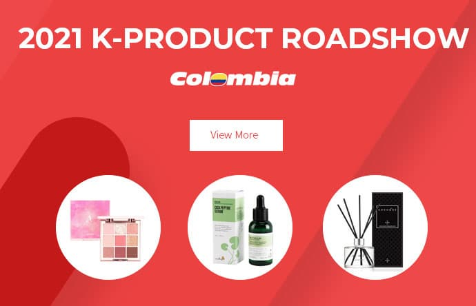 K-Product RoadShow Colombia 2021