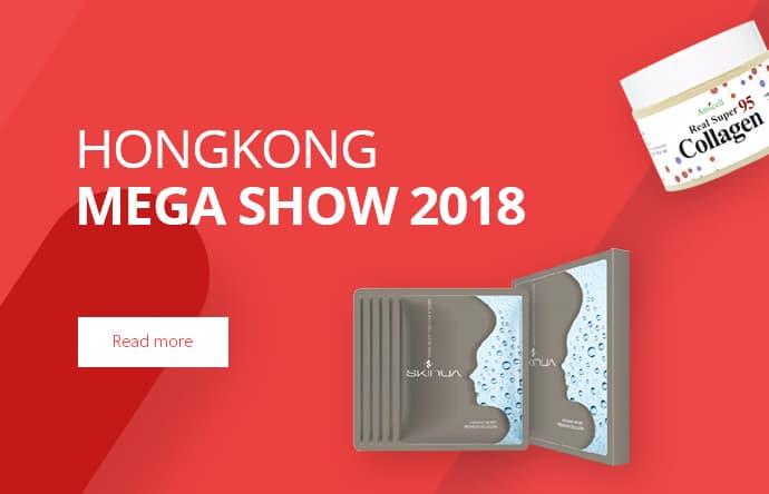 Hongkong Megashow 2018