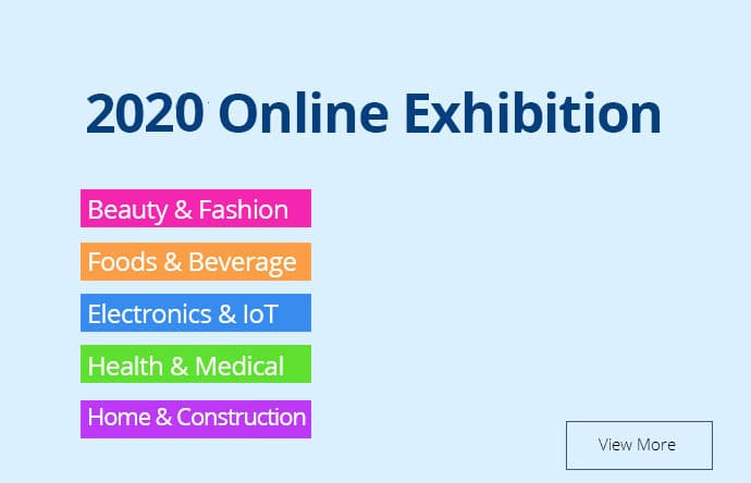 2019 Online Exhibition Beauty & Fashion