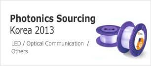 Photonics Sourcing Korea 2013