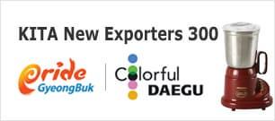 KITA New Exporters 300(Daegu&Gyeongbuk)
