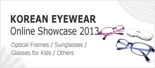 Korean EYEWEAR Online Showcase 2013