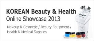 Korean Beauty & Health Online Showcase 2013