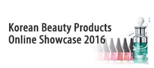 Korean Beauty Products Online Showcase 2016