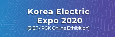 Korea Electric Expo 2020