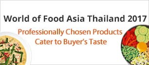 World of Food Asia Thailand 2017