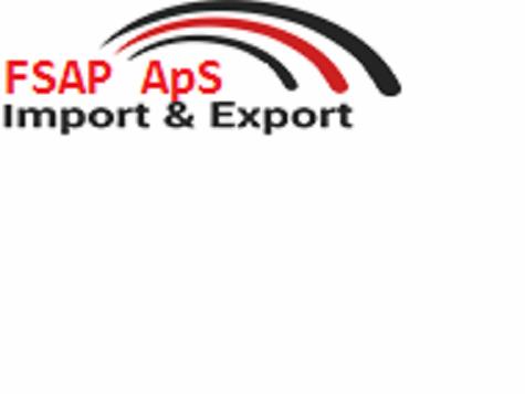 FSAP ApS IMPORT & EXPORT