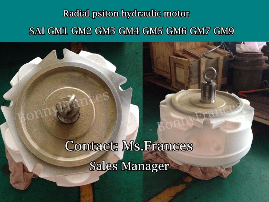 Low speed SAI GM3 series hydraulic motor   tradekorea