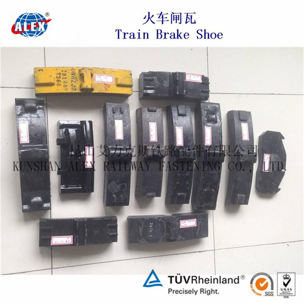 Brake Block Material : Railway fastener rail clip anchor fastening