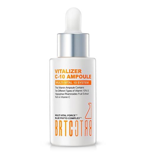 BRTC Vitalizer vitamin C-10 Ampoule Made in Korea Cosmetics