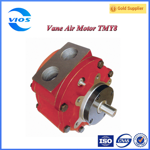 Air pump motor air rotary motor from yantai weichi petro for Rotary vane air motor