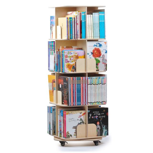 online retailer 0cb57 154d7 Moving Rotating Bookshelf bookcase | tradekorea