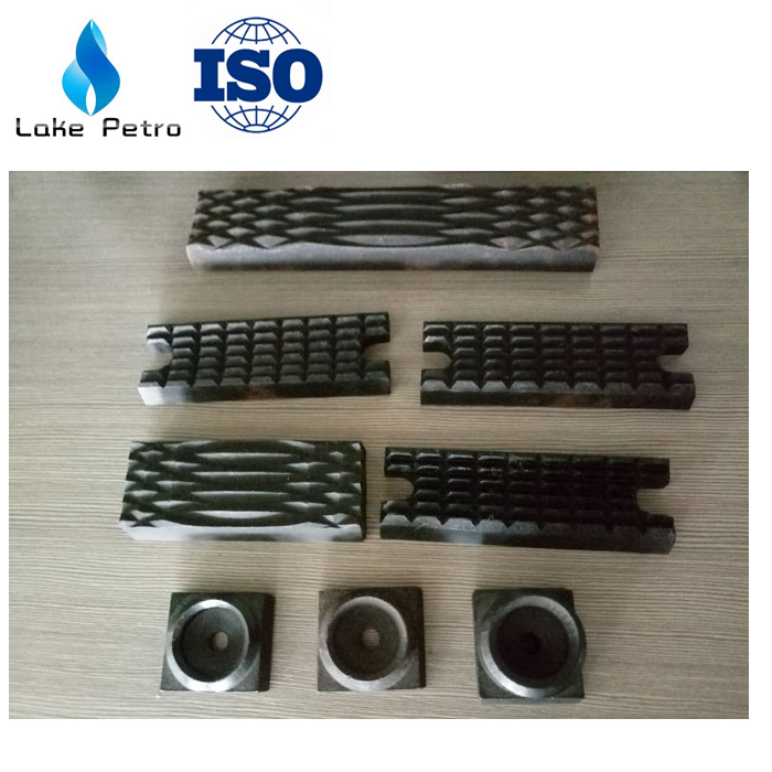 API high quality drilling tubing and casing power tong dies