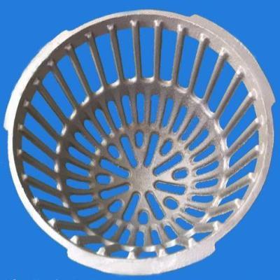 Self Locking Aluminum Dome Strainer with 43 Square Inches
