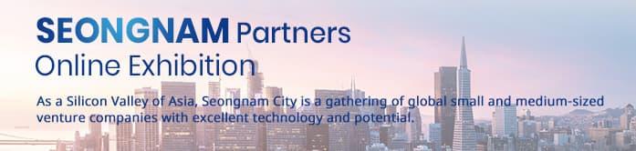 Seongnam partners Online Exhibition