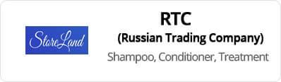 RTC - (Russian Trading Company) - Shampoo, Conditioner, Treatment