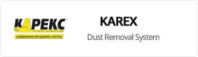 KAREX - Dust Removal System