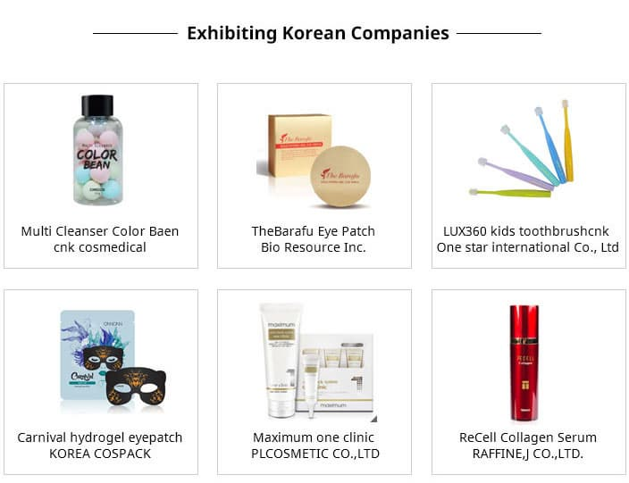 Exhib iting Korean Companies