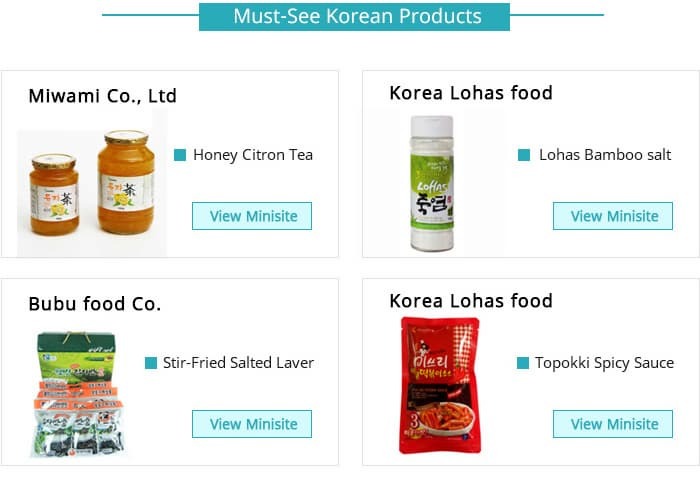 Must-See Korean Products