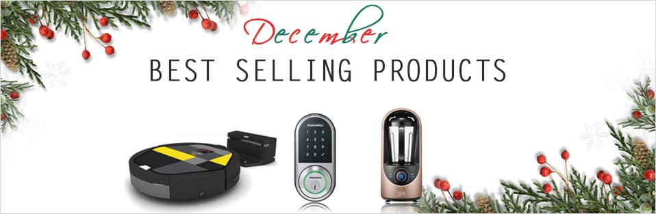 December Best Selling Products