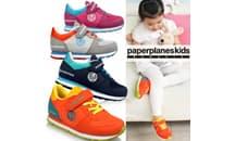 Paperplanes Kids Sneakers