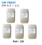 CW TREAT Cooling Water Treatment agent Diesel Engine