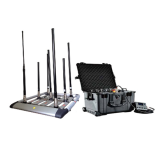 300W 4_8bands High Power Drone Jammer Jammer up to 1500m