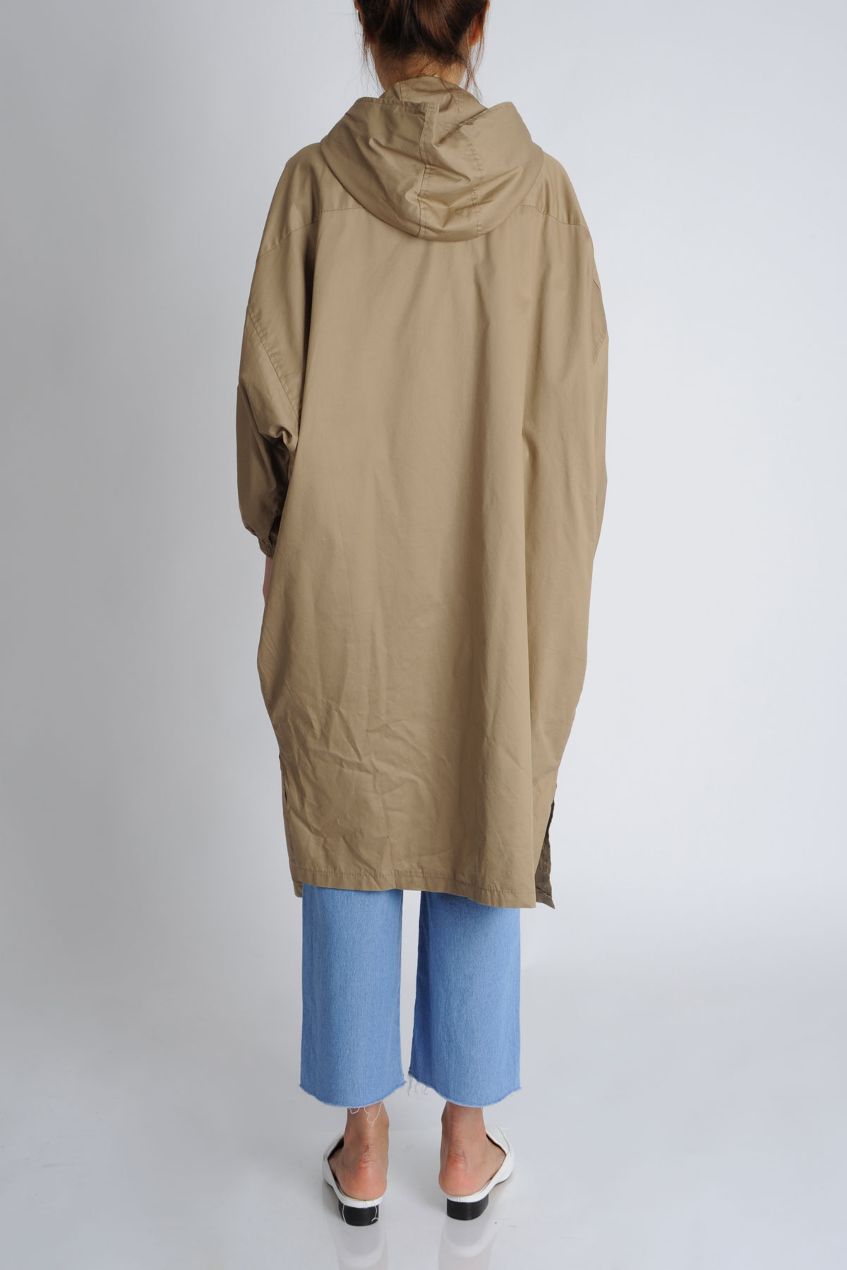 HOODED LONG JACKET _1017070123_