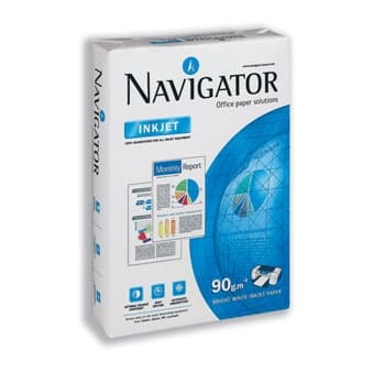 Top Quality Affordable Price White White Navigator A4 Paper