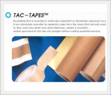 Taconic PTFE Skive / Stretched & Claendered Film TAC-TAPES