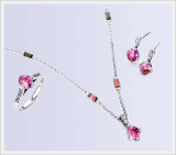Jewelry Set-Sweet Pea