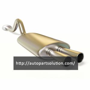 GM DAEWOO Matiz Creative exhaust system part from Heavy Parts ...