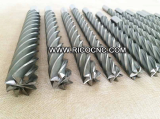 HSS Foam Cutting End Mill Extra_long Spiral Flute Router Bit
