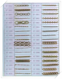 Brass Chain for imitation jewelry-KT2926-