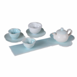 _ARIA WORKROOM_ Graceful Flower Tea Set