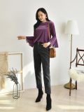 Top_ Blouse_ Winter wear_ Women_s Apparel