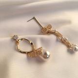 pearl earrings pearl pearl garden004