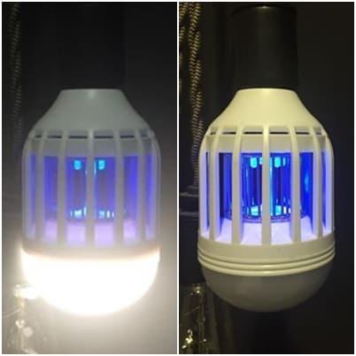 Zapplight 2in1 Led Bulb Bulbs Zapper Mosquito Bug Killer