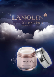 Lanolin Sleeping Pack