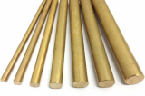 C86300 Extruded bronze solid hollow bars