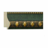 polystyrene picture frame moulding - 750(L) Green