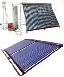 Active closed loop solar water heating system