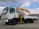 Truck Mounted Crane (HGC375)