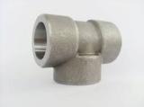 duplex stainless ASTMA182 F48 socket weld tee