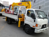 Truck Mounted Crane (HGC374)