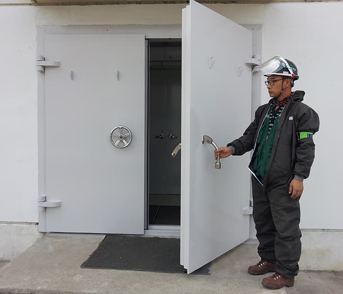 Blast Doors, Blast Resistant Doors, Blast Proof Doors | tradekorea