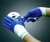 Nylon NBR Half(3/4) Coated Gloves