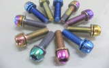 Ti and Ti screws