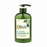 _MIRA_ OLIVE NATURAL THERAPY BODY LOTION - MOIST