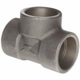 duplex stainless ASTMA182 F44 socket weld tee